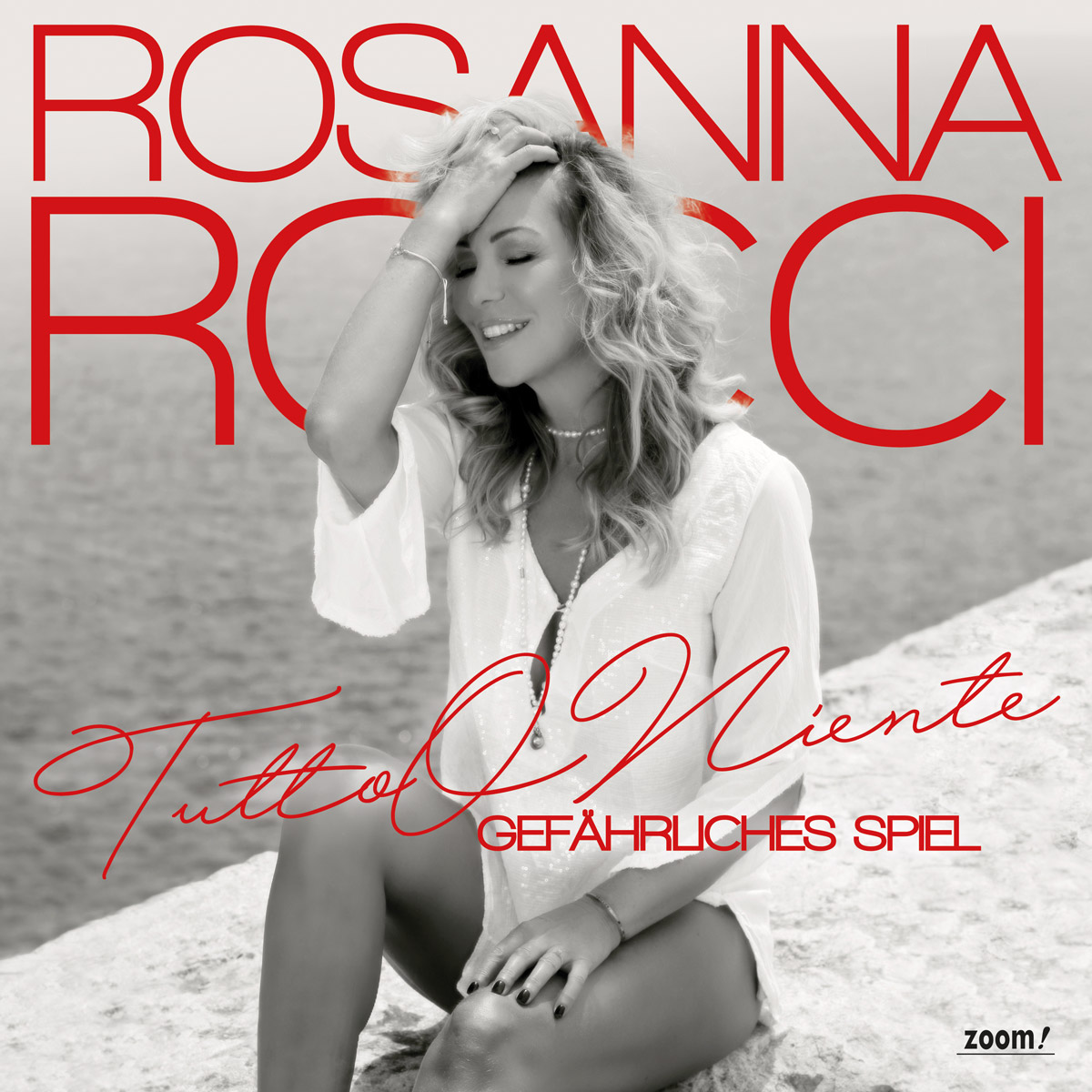Rosanna Rocci Tutto O Niente Single Cover